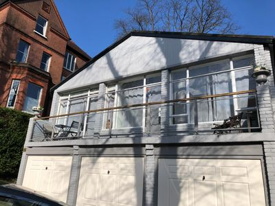 Photo for New: Hampstead Chic. Detached, 2 king bedrooms