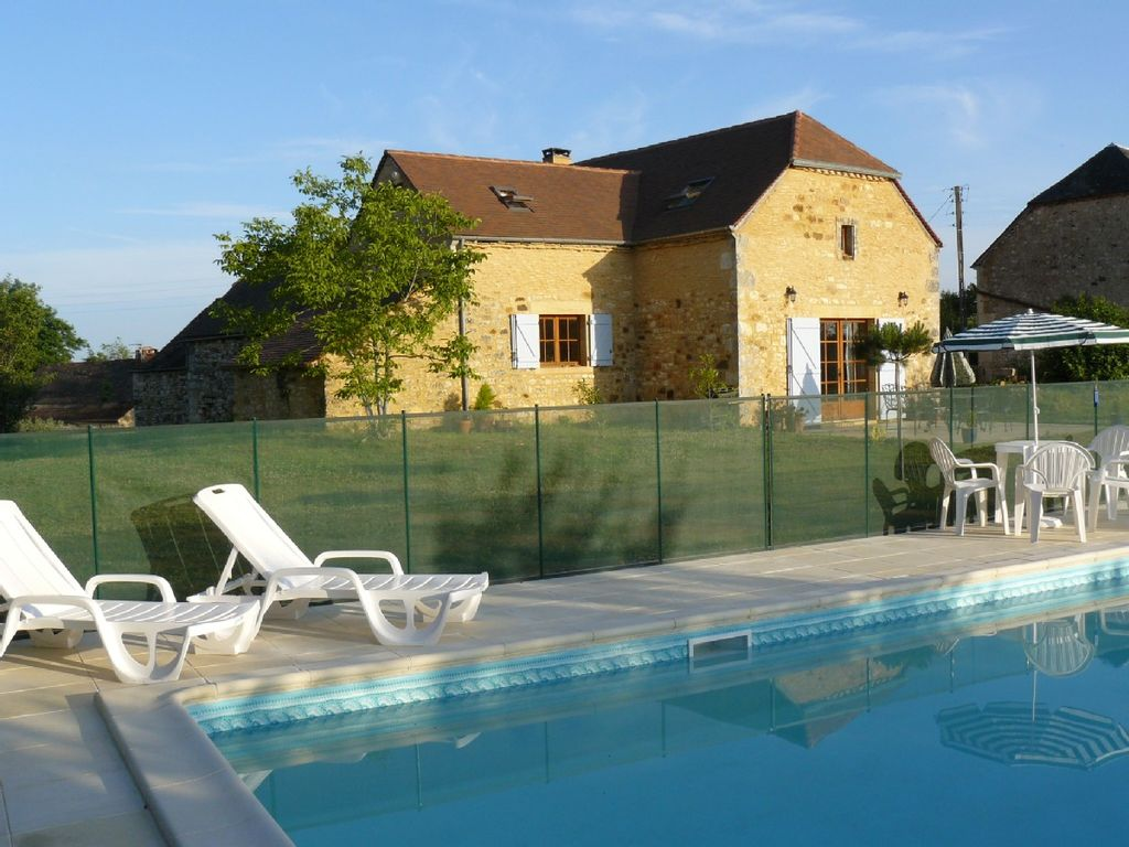 Superior Beautiful Dordogne Farmhouse With Private Pool And Superb Views