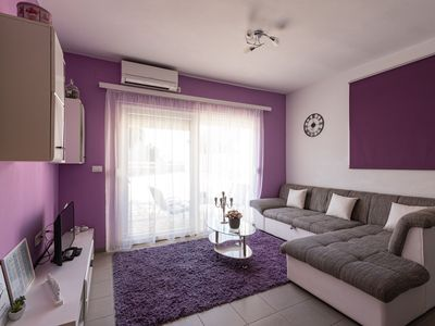 Photo for Magnificent Apartment in Zadar with Patio