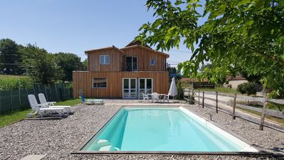 Photo for Chalet in Coux and Bigaroque