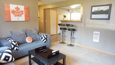 Photo for Central 2BDRM suite in the heart of KICKING HORSE COUNTRY