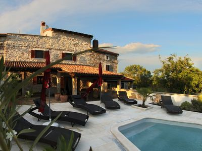 Photo for Krnica - House Sunshine with pool and view