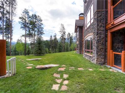 Photo for Luxury condo with outdoor pool & hot tubs, hiking & biking trails nearby
