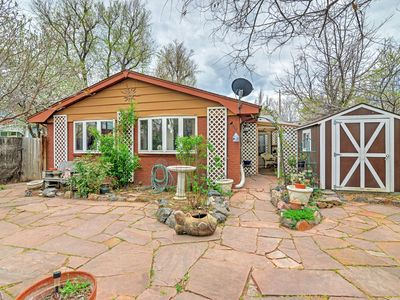 Photo for Charming Boulder Cottage  - Walk to Pearl Street!