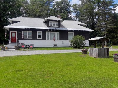 Photo for Cozy Home near White Mountains along Northern Vermont/New Hampshire border