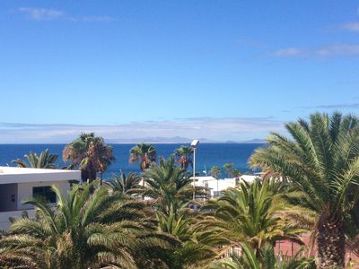 Photo for Comfortable apartment with sea views in 1a location with Internet included!