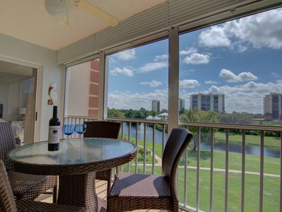 Photo for Spectacular Views From This Fourth Floor 2 Bed Condo w/ Tarpon Cove Membership!