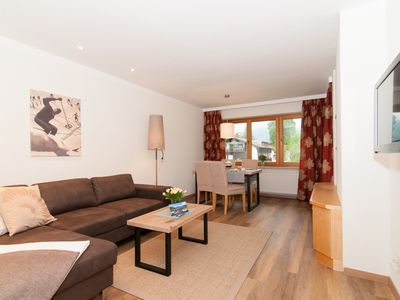 Photo for 2-room with mountain views, house south - Ferienwohnungen Trinkl - with Hotel Service