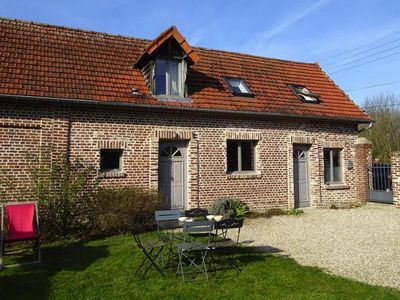 Photo for Semi-detached house, Arques-la-Bataille  in Seine - Maritime - 5 persons, 2 bedrooms