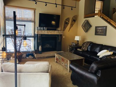 Photo for NEW Premier Townhome with Slope Views, 3 Bedroom & Private Garage
