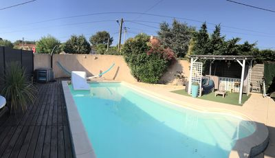 Photo for Villa with independent pool