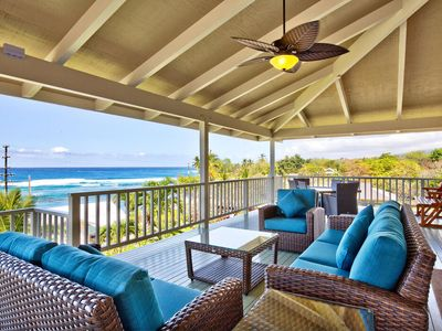 Photo for Penthouse | Spectacular Ocean Views | Across from Snorkeling Beach | Starts at $177/n