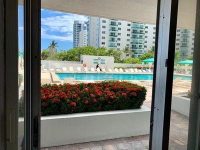 Photo for Beautiful condo right on the beach