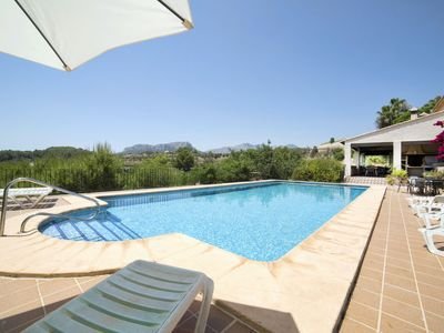 Photo for Vacation home La Finca in Benissa - 8 persons, 4 bedrooms