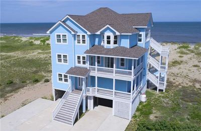 Photo for Impressive Oceanfront w/Elevator, Pool, Hot Tub, Game & Theater Rms, Pier Passes