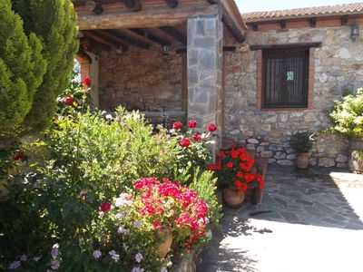 """Photo for """"VISTA ALEGRE"""" Cottage with garden and privated swimming pool"""
