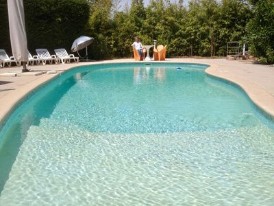 Photo for House with private pool • Villa & private pool • Antibes Juan-les-Pins