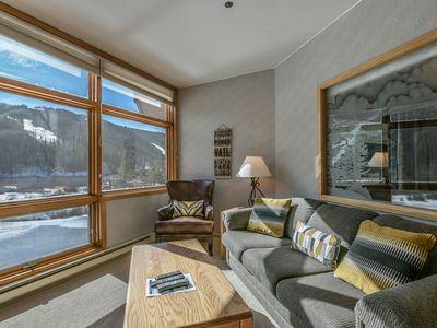 Photo for Updated condo in the Village! Walk to the Gondola!