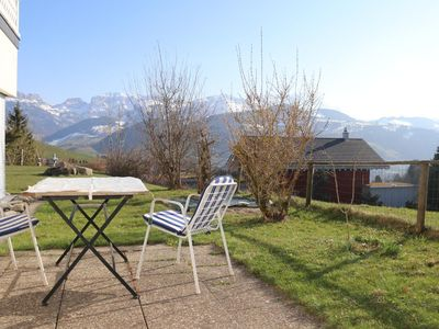 Photo for Holiday apartment Appenzell for 1 - 4 persons with 1 bedroom - Holiday apartment in a villa