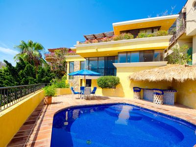 Photo for Villa Tequila - Great Views of Cabo San Lucas Bay & Marina - Walk to Downtown!