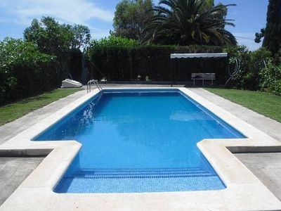 Photo for Modern Holiday Home in St Jaume d'Enveja with Private Pool