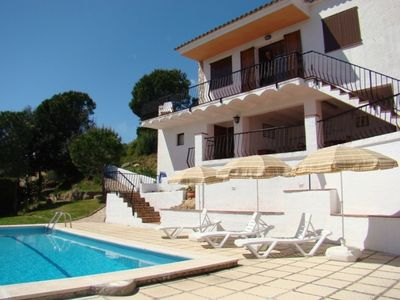 Photo for Club Villamar - Nice villa situated in the beautiful surroundings of Calonge at the Costa Brava, ...