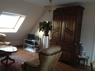 Photo for Gouville sur mer (50560) Apartment 65 m2 on the 1st floor of an individual house