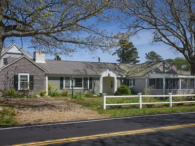 Photo for Beautiful Cape Cod ranch; relaxed & inviting; 300 ft. to beach