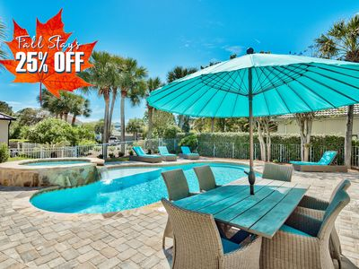 Photo for FREE Golf Cart +VIP Perks &MORE! Updated, Pool/Hotub &Amenities! 25% OFF FALL