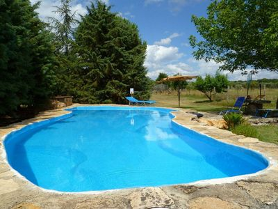 Photo for Villa in Pitigliano with 3 bedrooms sleeps 7
