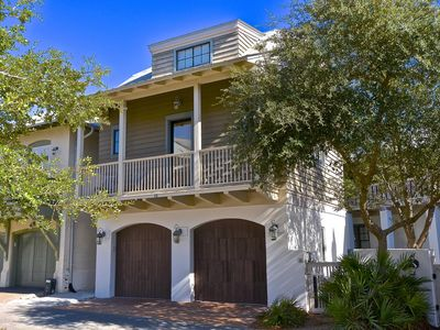 Photo for Bontemps: South of 30A - Very Near Town Square! Includes 2 Bikes! Pet Friendly!