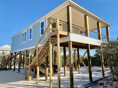 Photo for NEW CONSTRUCTION WITH POOL!!! HEART OF ORANGE BEACH!! BEACH ACCESS!!