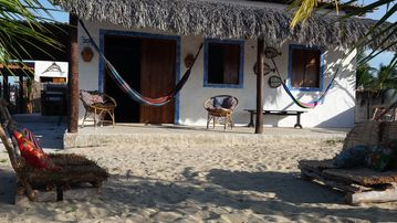 House for Kitesurfers, on the beach of Prea / Jericoacoara - Air conditioning