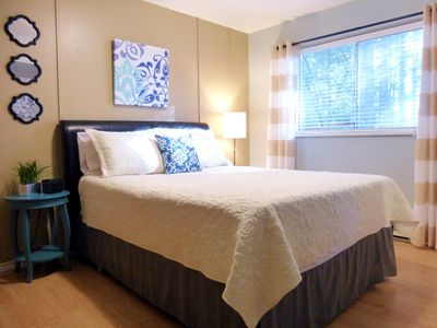 """Beds are comfy and rooms are spacious."" -- Kendra R., *****"