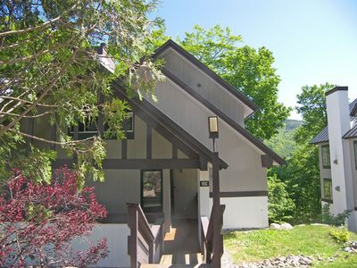 Awesome 4Br Townhome Vacation Rental In Lincoln New Hampshire Home Remodeling Inspirations Basidirectenergyitoicom