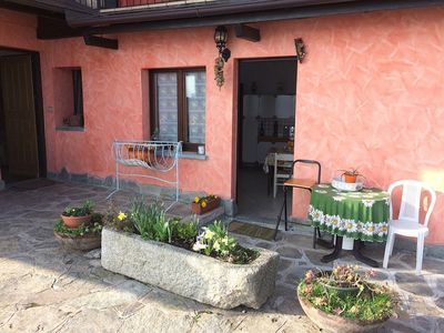 Photo for 1BR House Vacation Rental in Someraro, Piemonte