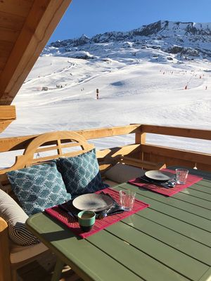Photo for Dream vacation! Luxurious apartment at the foot of the slopes, 4 terraces and central