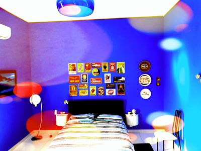 Photo for B&B Miracoletti 38 - Room Blue