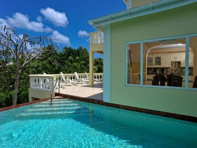Photo for Villa Maja - 3 Bedroom 3.5 Bathroom In Trouya With Pool Nr Windjammer Landing