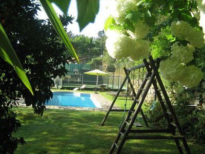 Photo for Beautiful house with pool in Sever do Vouga, ideal to enjoy between family and friends