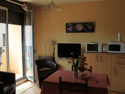 Photo for 1BR Apartment Vacation Rental in Barbotan les Thermes