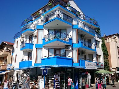 Photo for Guesthouse Aquamarine is situated on 150 meters from the beach in Sozopol.