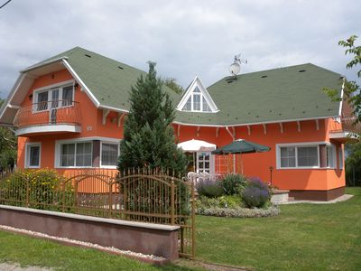 Holiday house 100 m from the beach