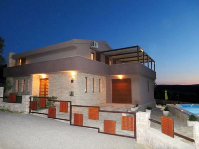 Photo for Vacation home Haus Valek (SRD325) in Starigrad-Paklenica - 8 persons, 4 bedrooms