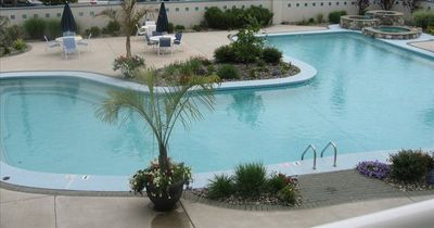Photo for $100 Discount, Sept. Weekly Rentals 3 bed 2 bath condo  sleeps 8 pool & hot tub