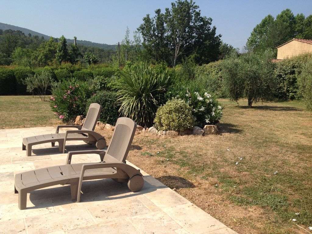 Villa Bungalow Swimming Pool In Own Characters Saint Zacharie Provence