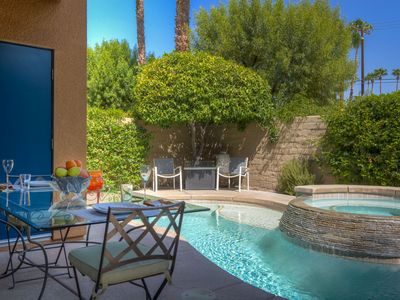 Photo for Beautiful Getaway in Small Gated Community, with Private Pool and Spa!