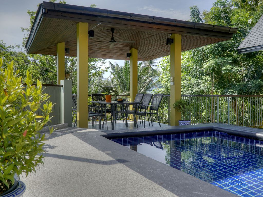 Butterfly Garden Villa, Private Tropical Villa With Pool, Jacuzzi ...