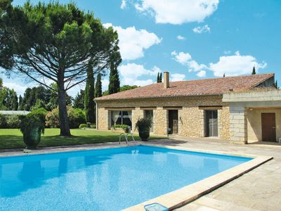 Photo for 3 bedroom Villa, sleeps 6 in Rognonas with Pool and WiFi