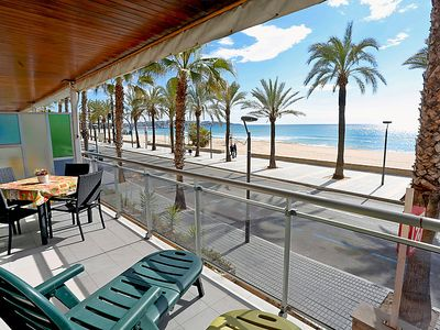 Photo for Apartment Miramar in Salou - 6 persons, 3 bedrooms
